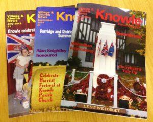 Parish magazines