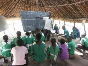Teaching Kenya